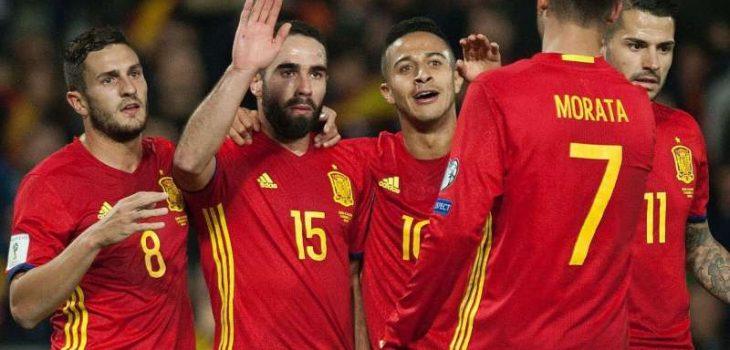 2018年世界杯西班牙队:最喜欢的球队如何塑造?